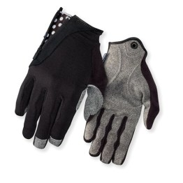 giro_rulla_womans_road_cycling_gloves_black_white_dot
