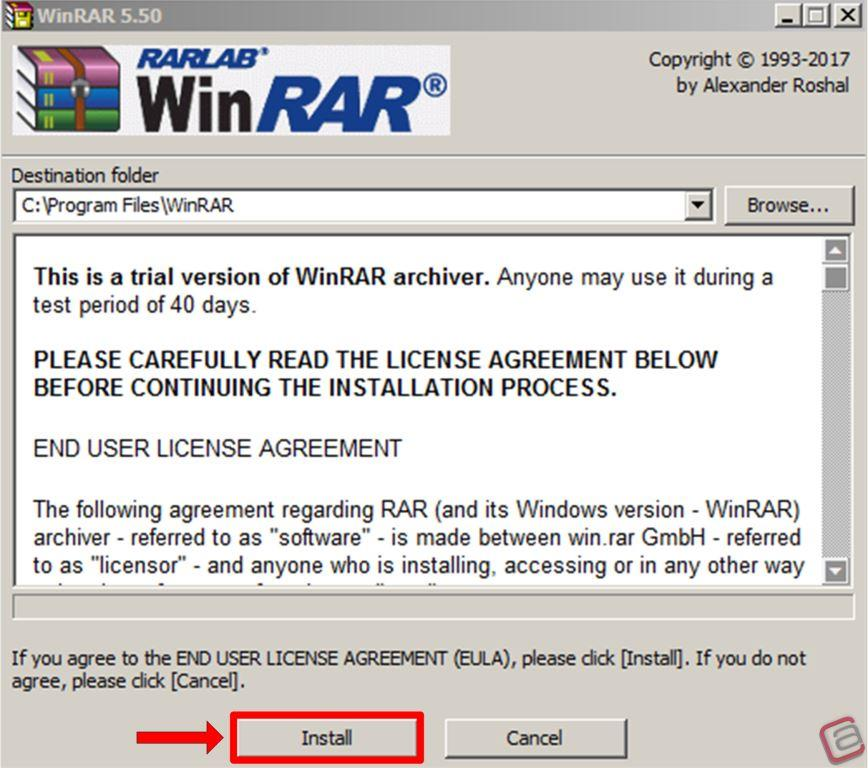 How to set password on a zip or rar File - ATech Academy