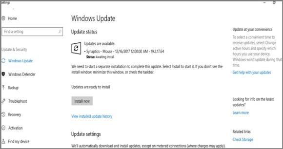 windows 10 home stop auto updates
