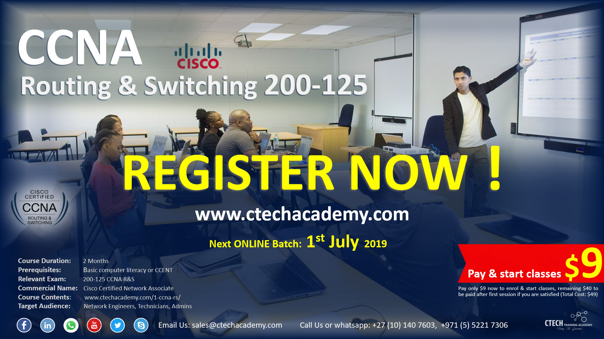 CCNA Routing