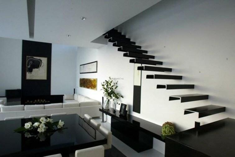 дом стиле минимализм