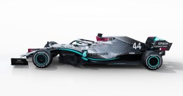 Mercedes-AMG F1 W11 EQ Performance - Rendu