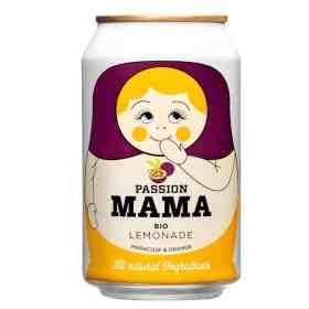 Passion Mama Bio Limonade von Herbal Moscow