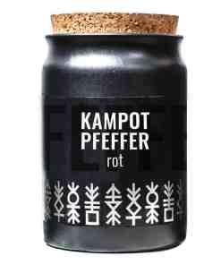 roter Kampot Pfeffer von Greenomic