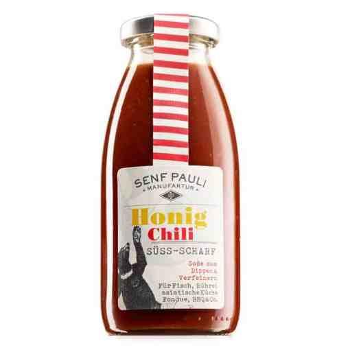 Sosse Honig Chili von Senf Pauli