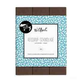 Reissirup-Schokolade von Wildbach