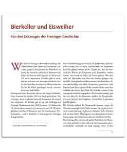 Buch, Bier im Landkreis Freising, Geschichten rund ums Bier, 500 Jahre Reinheitsgebot in Bayern