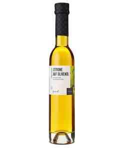 Olivenöl mit Zitrone von Wajos, mit nativem Olibenöl extra