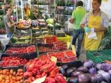 Ungemein Preisgünstig kann man hier einkaufen. In Ragusa auf einem kleinen Markt.