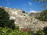 Blick auf Ragusa Ibla. Auf der UNESCO-Liste des Weltkulturerbes