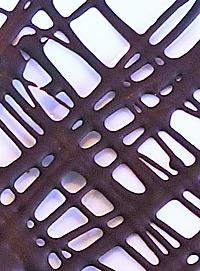 Schwarzwälder im Glas - Schokogitter