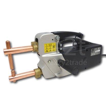 Punktschweißzange Karosserie Kfz handschweißzange mit Armpaar und Elektroden