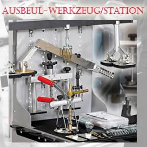 Ausbeulwerkzeug Puller Station Ausbeulstation