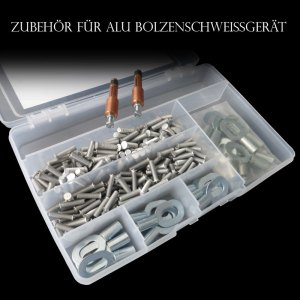 Zubehör für Alu-Bolzenschweißgerät