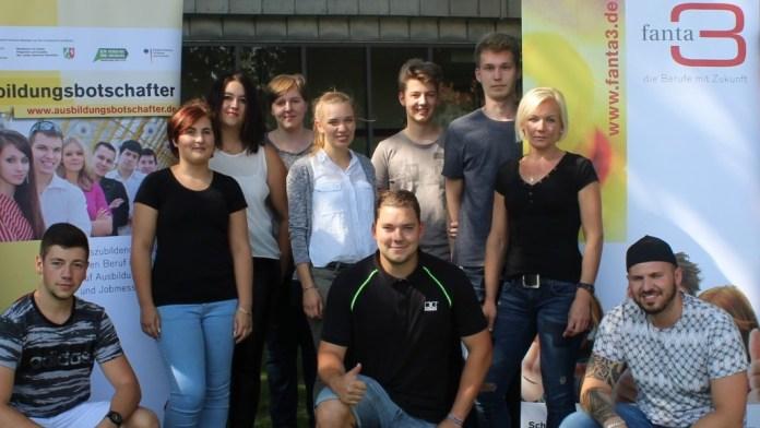 Ausbildungsbotschafter in Lippe / Schu.B