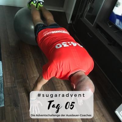 Zuckerfreie Ernährung - Alternative Sport, Kraftübungen