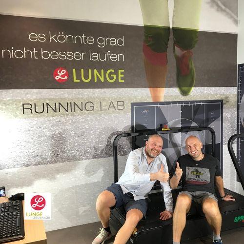 Partner Lunge - Der Laufladen Berlin