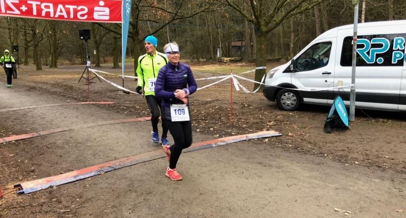 Ultramarathon Rodgau 50k - Hannah letzte Runde