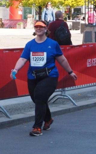 Gastbeitrag - Elvira Ernst - Läuferin beim Berlin Half