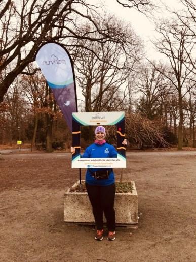 Gastbeitrag - Elvira Ernst - Läuferin beim Parkrun