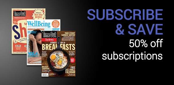 50 off Subscriptions