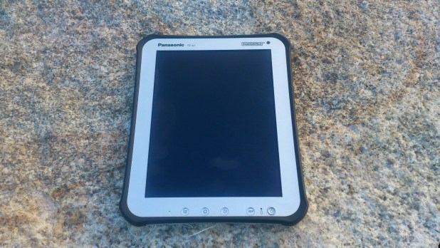 Panasonic FZ-A1 Toughpad — Review