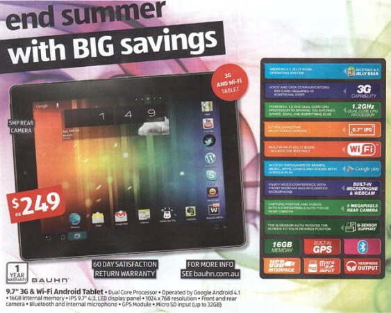 10-Inch Tablet - 23-02-13