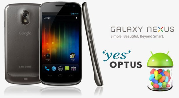 Galaxy-NexusOptus Jelly Bean