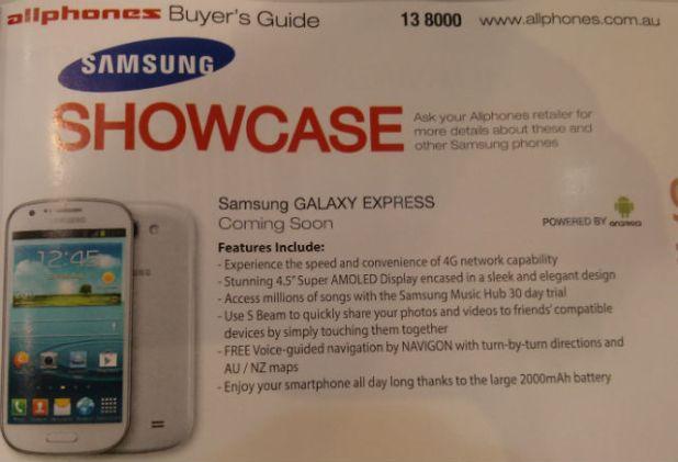 AllPhones - Samsung Galaxy Express