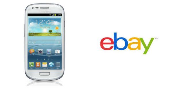 SGS 3 ebay