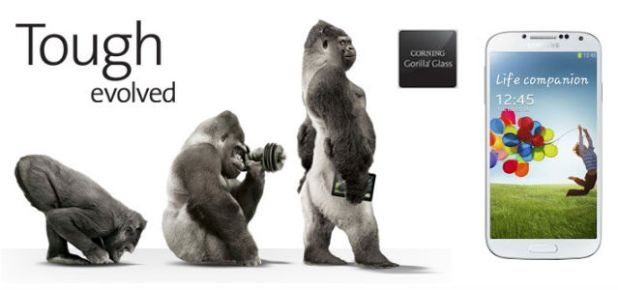 SGS 4 Gorilla Glass 3
