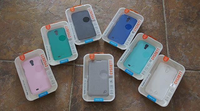 Cygnett Cases