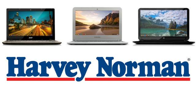 Harvey Norman Chromebooks