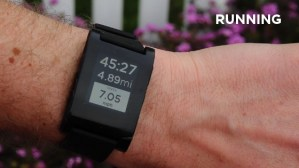RunKepper Pebble