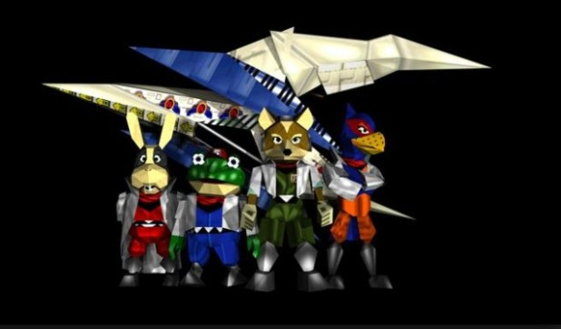 Star Fox Characters