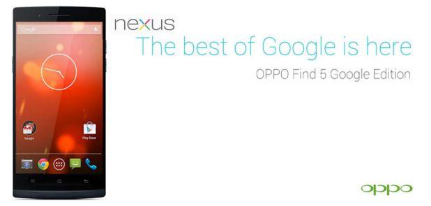 Oppo Find 5 GE