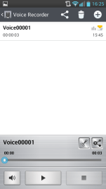 Voice Record Edit