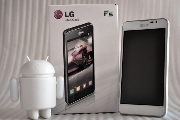 LG Optimus F5(P875) — Review