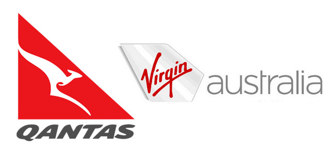 Qantas - Virgin