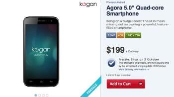 Kogan Agora 2 screenshot