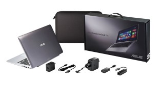 "Asus' premium ""Giftbox-style"" package"