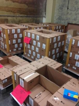 Canada - Nexus 5 stockpile