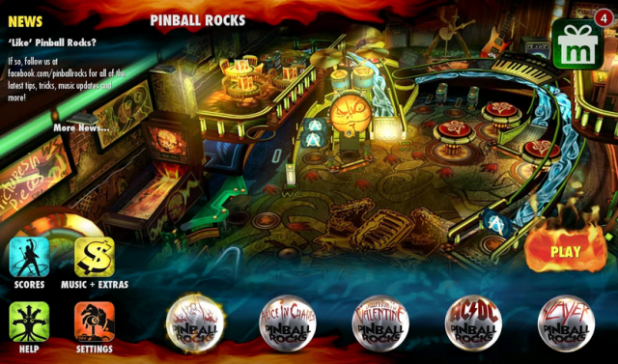 Pinball Rocks HD - Android Apps on Google Play