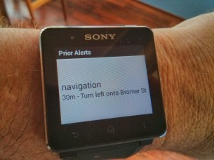 Sony SmartWatch 2 1