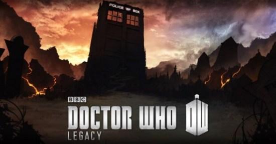 Doctor Who Legacy Logo