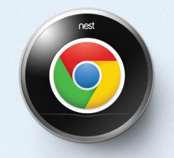 Nest Chrome Google