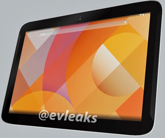 Nexus 10 leak