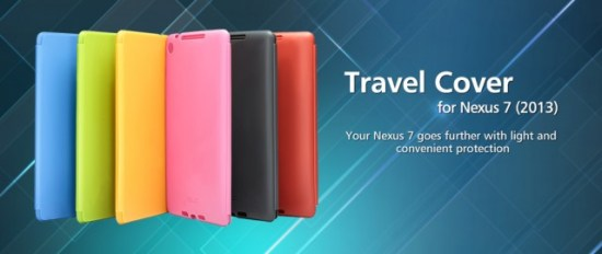 Nexus 7(2013) Travel Case Banner