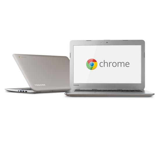 Toshiba Chromebook Combo