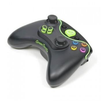 Green Throttle Atlas